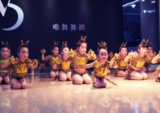 唯舞舞蹈培訓加盟