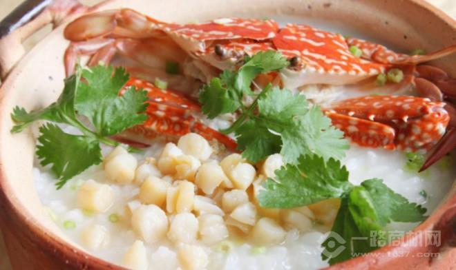 谷米家潮汕砂锅粥