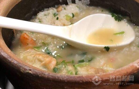 德林砂锅粥