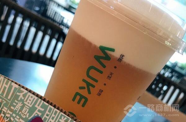 五克茶加盟