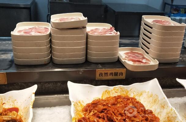 韩大地自助烧烤