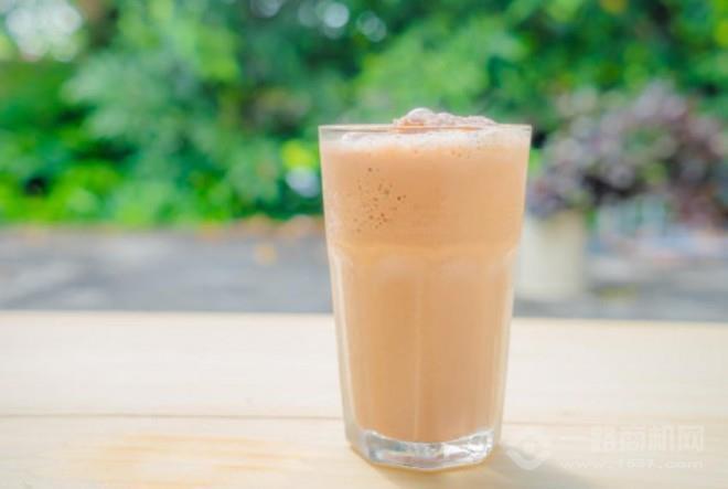 米卡农奶茶