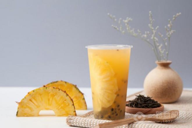 米卡农奶茶加盟