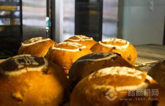 窑滚面包加盟