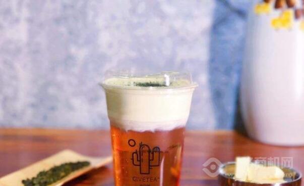 吉烏茶加盟