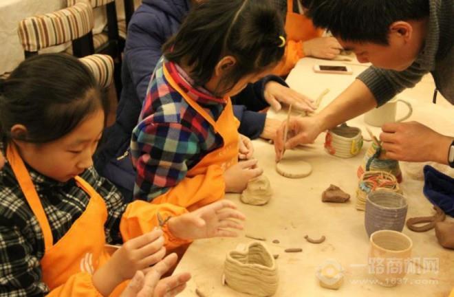 玩泥吧手工陶藝館