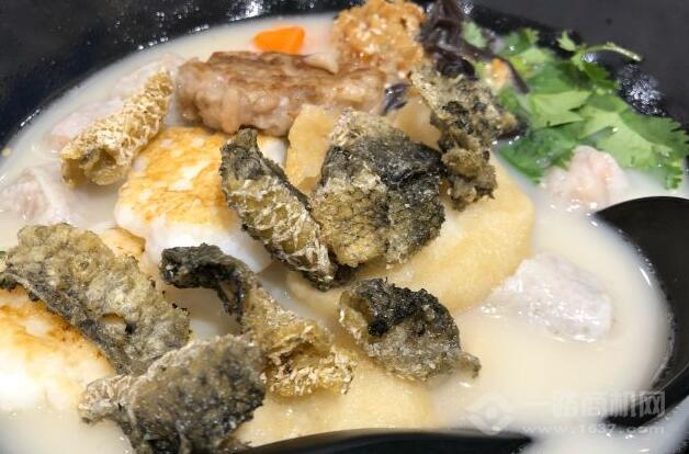 漁米豐魚湯米線加盟