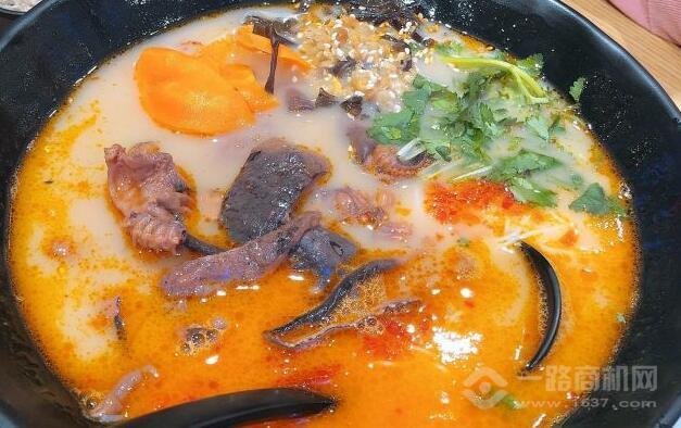 漁米豐魚湯米線
