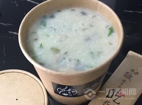 米粒粥坊加盟