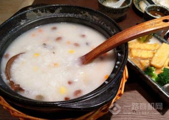 荔粥記潮汕砂鍋粥加盟