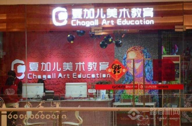 夏加兒美術教育