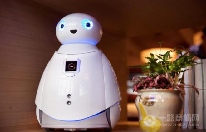 酷能机器人教育加盟