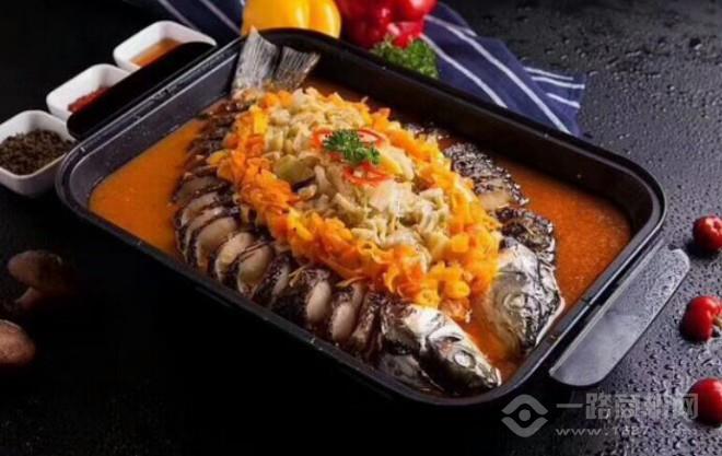 愛魚味烤全魚加盟