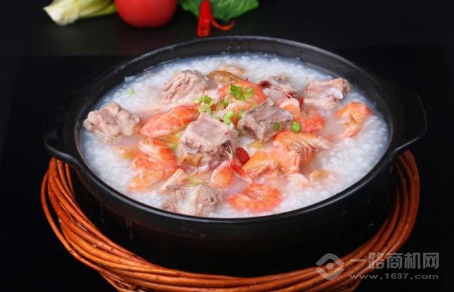 阿蔡砂锅粥加盟