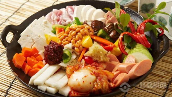 冲浪鸡创意韩式料理加盟