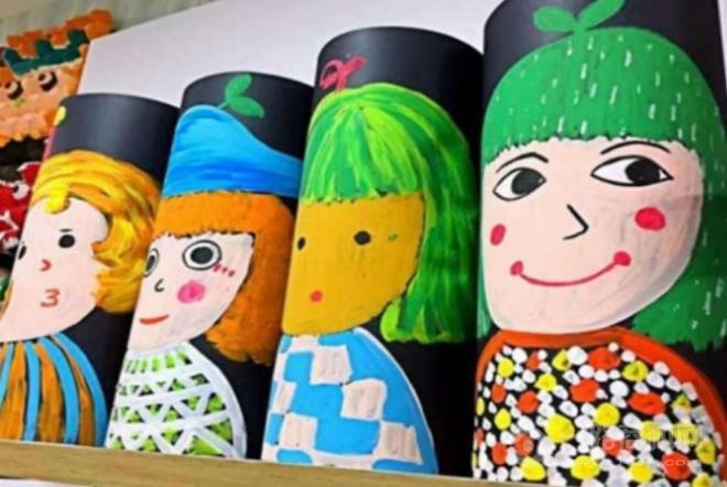 多彩鱼儿童美术教育加盟
