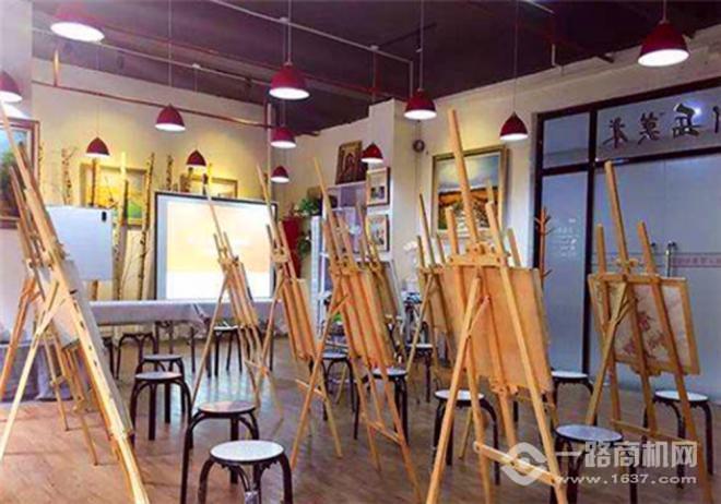 艺想时光艺术培训中心加盟