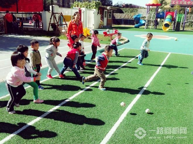 草蜢騎士兒童早教運動中心加盟