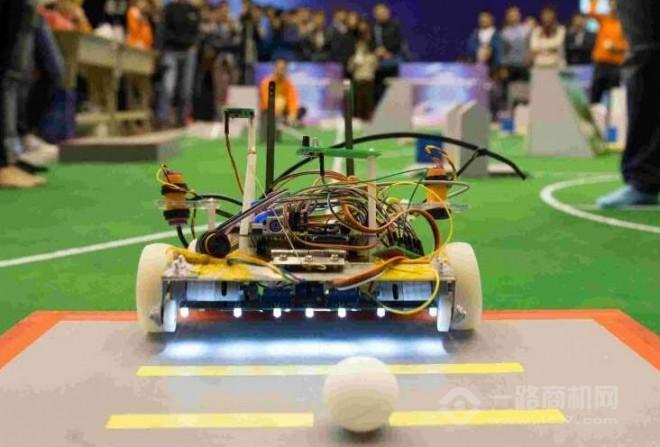 1号全脑机器人教育