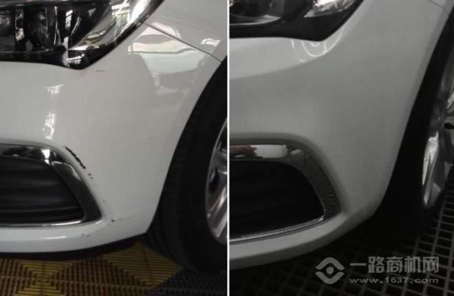 魔力狮汽车表面修复加盟