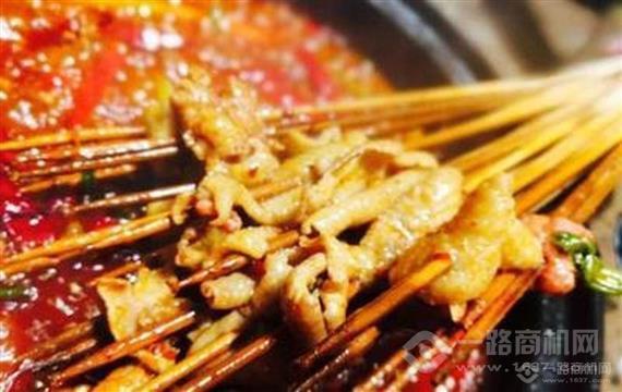 锅战火锅烧烤食材超市