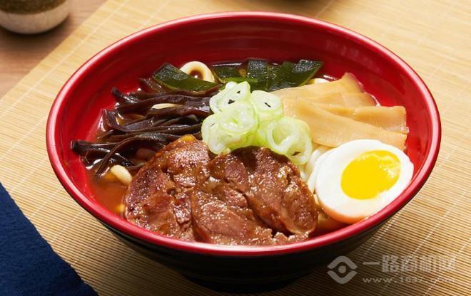 食屋三士日式拉面加盟
