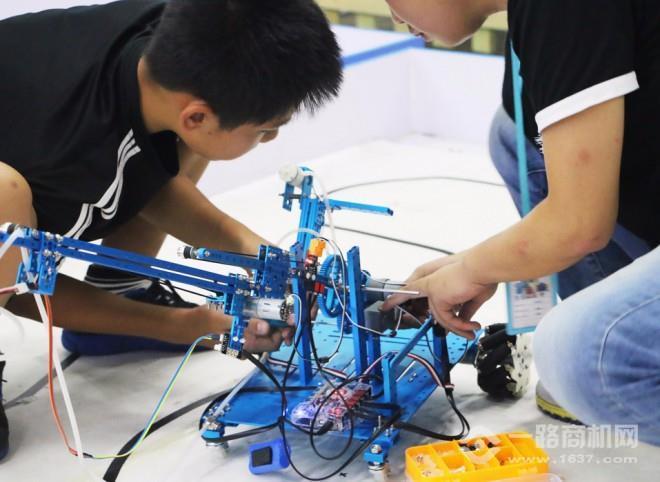 机器人乐工坊