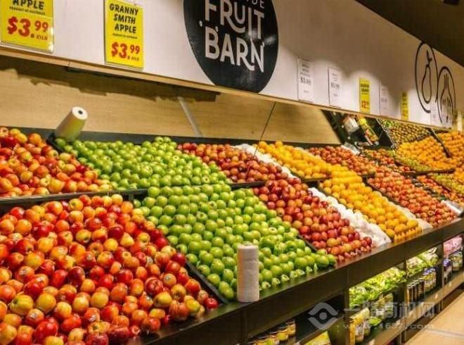 鲜果多水果店加盟