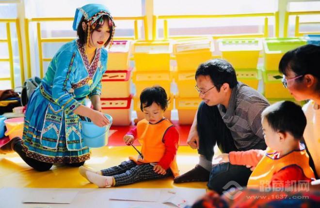 東東藝術早教加盟