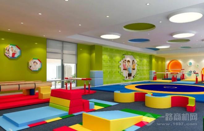 能量鷹兒童運動館加盟
