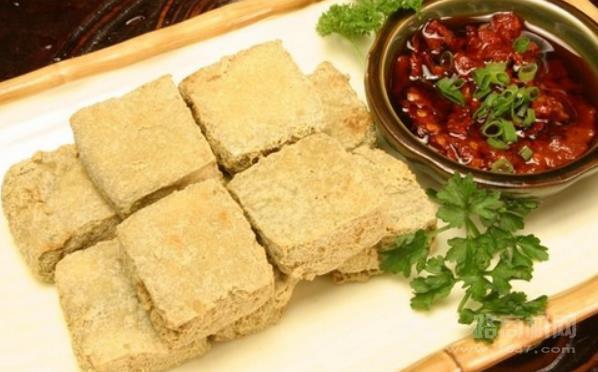香公香婆臭豆腐加盟
