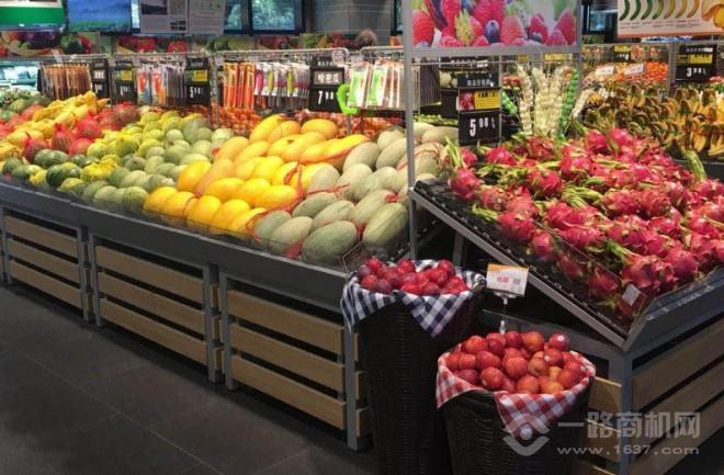 仙果岛水果超市加盟