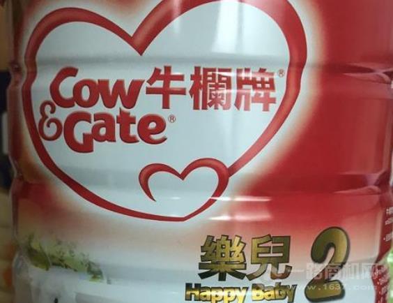 CowGate奶粉加盟