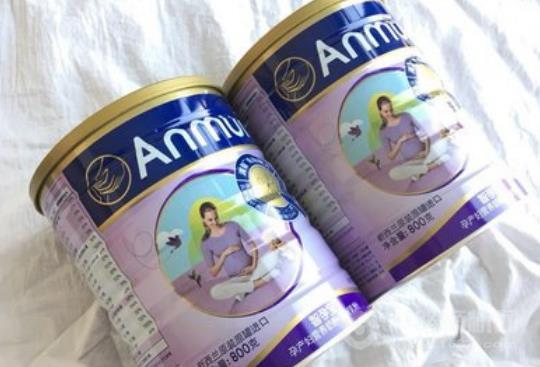安滿奶粉加盟