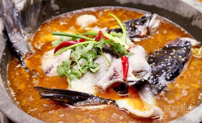 川江石锅鱼加盟