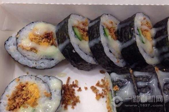 丫米寿司加盟