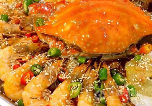 煌城王婆大虾