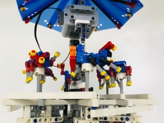 歐趴機器人教育加盟
