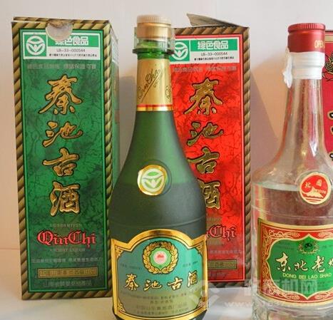 秦池白酒加盟