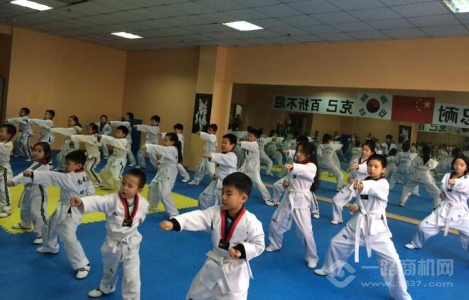 尚武跆拳道加盟