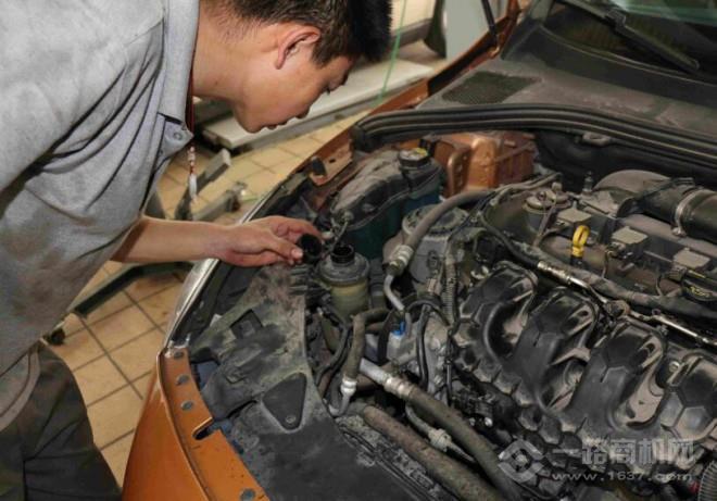路寶汽車維修加盟