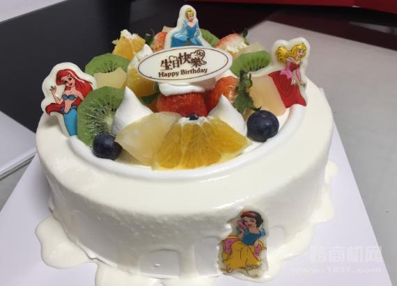 红磨坊蛋糕加盟