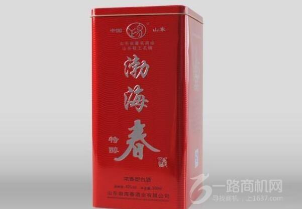 渤海春白酒加盟