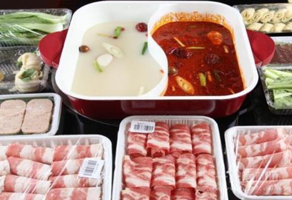 陆陆火锅食材