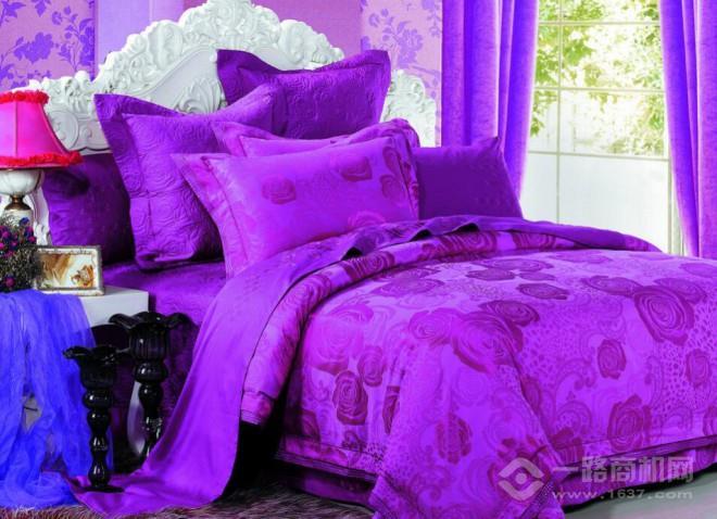 法紫昵家纺加盟