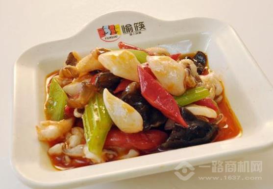 愉筷剁椒鱼头加盟