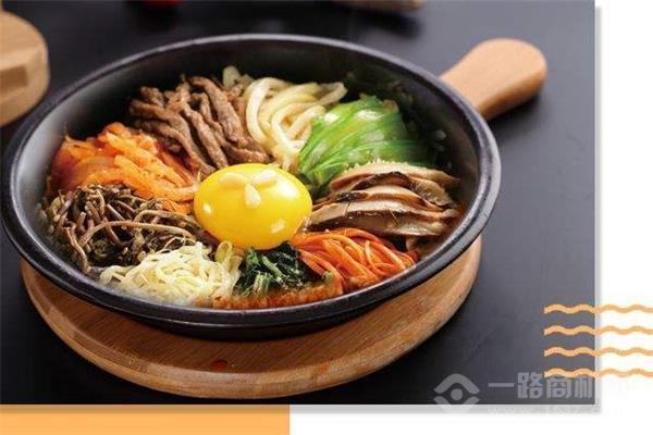 汉拿山石锅拌饭加盟