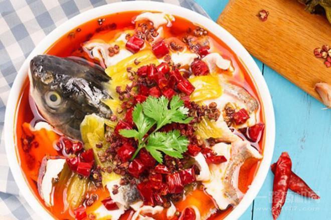 洪幫主酸菜魚加盟