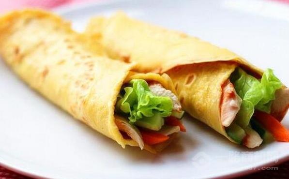 乾坤五谷雜糧煎餅