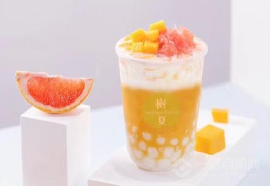 樹夏奶茶加盟